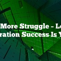 No More Struggle – Lead Generation Success Is Yours!