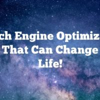 Search Engine Optimization Tips That Can Change Your Life!