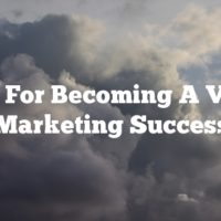 Tips For Becoming A Video Marketing Success