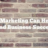 Video Marketing Can Help You Find Business Success