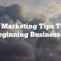 Video Marketing Tips To Help Beginning Businesses