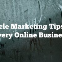 Article Marketing Tips For Every Online Business
