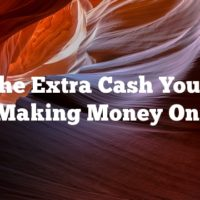Get The Extra Cash You Need By Making Money Online