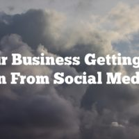 Is Your Business Getting All It Can From Social Media?