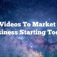 Use Videos To Market Your Business Starting Today
