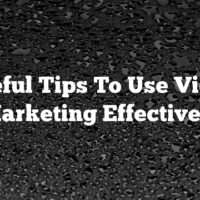 Useful Tips To Use Video Marketing Effectively