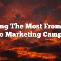 Getting The Most From Your Video Marketing Campaign