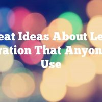 Great Ideas About Lead Generation That Anyone Can Use