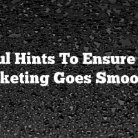 Helpful Hints To Ensure Video Marketing Goes Smoothly
