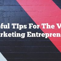 Helpful TIps For The Video Marketing Entrepreneur