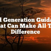 Lead Generation Guidance That Can Make All The Difference