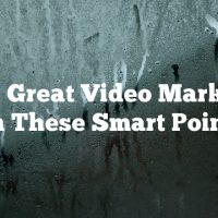 Make Great Video Marketing With These Smart Pointers