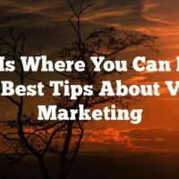 Right Is Where You Can Locate The Best Tips About Video Marketing