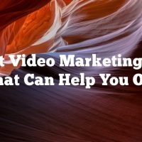 Great Video Marketing Tips That Can Help You Out