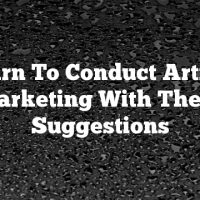 Learn To Conduct Article Marketing With These Suggestions