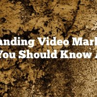 Outstanding Video Marketing Tips You Should Know About