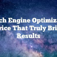 Search Engine Optimization Advice That Truly Brings Results