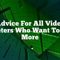 Advice For All Video Marketers Who Want To Know More
