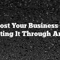 Boost Your Business By Promoting It Through Articles.