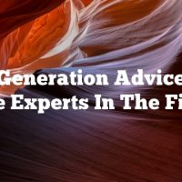Lead Generation Advice From The Experts In The Field
