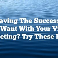 Not Having The Success That You Want With Your Video Marketing?  Try These Ideas!