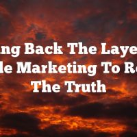 Peeling Back The Layers Of Article Marketing To Reveal The Truth