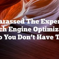 We Harassed The Experts On Search Engine Optimization So You Don't Have To!