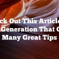 Check Out This Article On Lead Generation That Offers Many Great Tips