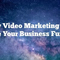 How Video Marketing Can Take Your Business Further