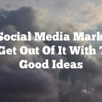 In A Social Media Marketing Rut? Get Out Of It With These Good Ideas