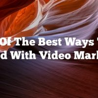 Some Of The Best Ways To Get Started With Video Marketing