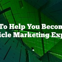 Tips To Help You Become An Article Marketing Expert