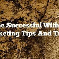Become Successful With Video Marketing Tips And Tricks