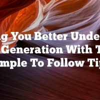 Helping You Better Understand Lead Generation With These Simple To Follow Tips