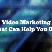 Nice Video Marketing Tips That Can Help You Out
