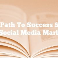 Your Path To Success Starts With Social Media Marketing