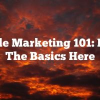 Article Marketing 101: Learn The Basics Here