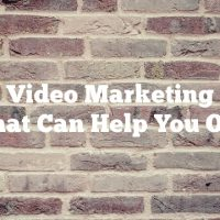 Cool Video Marketing Tips That Can Help You Out