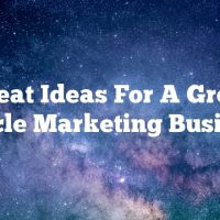 Great Ideas For A Great Article Marketing Business