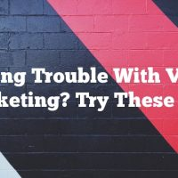 Having Trouble With Video Marketing? Try These Tips