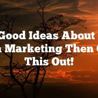 Want Good Ideas About Social Media Marketing Then Check This Out!