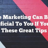 Article Marketing Can Be Very Beneficial To You If You Use These Great Tips