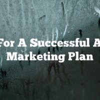 Tips For A Successful Article Marketing Plan