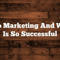 Video Marketing And Why It Is So Successful