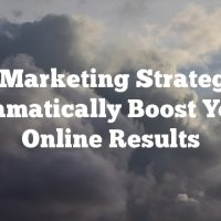Video Marketing Strategies To Dramatically Boost Your Online Results