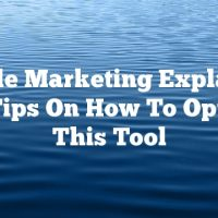 Article Marketing Explained And Tips On How To Optimize This Tool