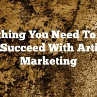 Everything You Need To Know To Succeed With Article Marketing