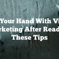 Try Your Hand With Video Marketing After Reading These Tips