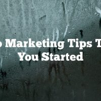 Video Marketing Tips To Get You Started