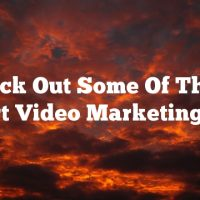 Check Out Some Of These Smart Video Marketing Tips